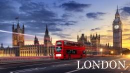 Tabere de vara in Londra