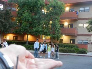 Tabara de vara Los Angeles SUA - Mesaj si fotografii