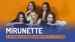 Mirunette Language Competition - 2013