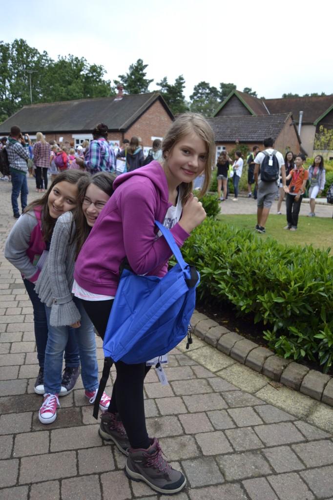Tabara internationala in Anglia – St. Mary's School Ascot