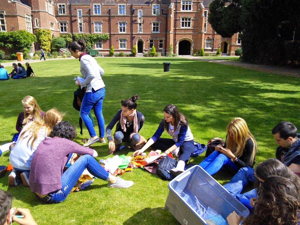 Tabara Cambridge University, Anglia