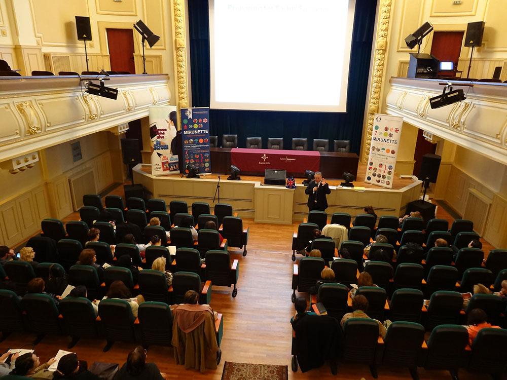 Seminar profesori engleza