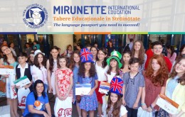 Castigatori Mirunette Language Competition