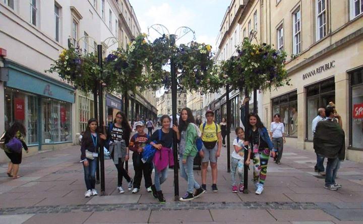 Tabara engleza Anglia, Bristol - excursii