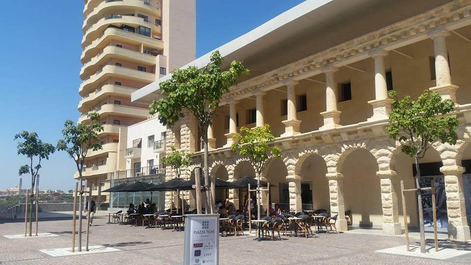 Tabara internationala Malta, Sliema