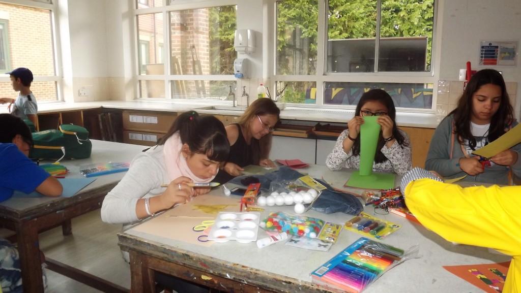 Tabara engleza St. Mary's School