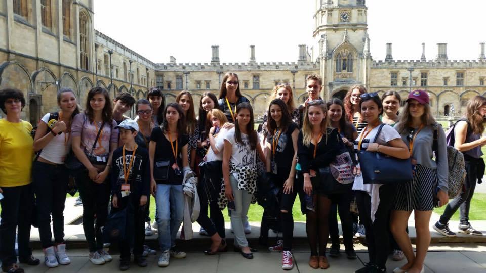 Tabara Londra, Anglia - Oxford