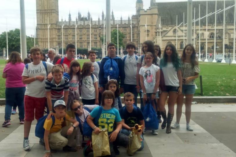 Tabara engleza Anglia, Duke of York - excursii