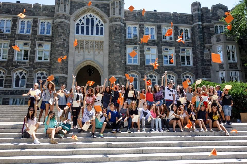 Tabara New York, SUA - absolvire cursuri engleza