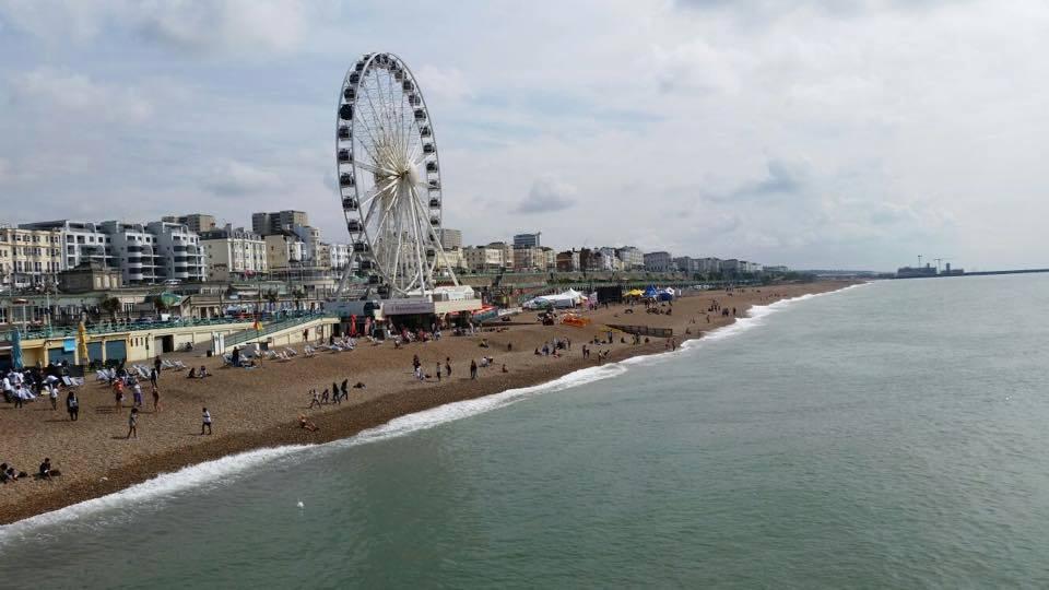 Tabara engleza Londra, Anglia - Brighton
