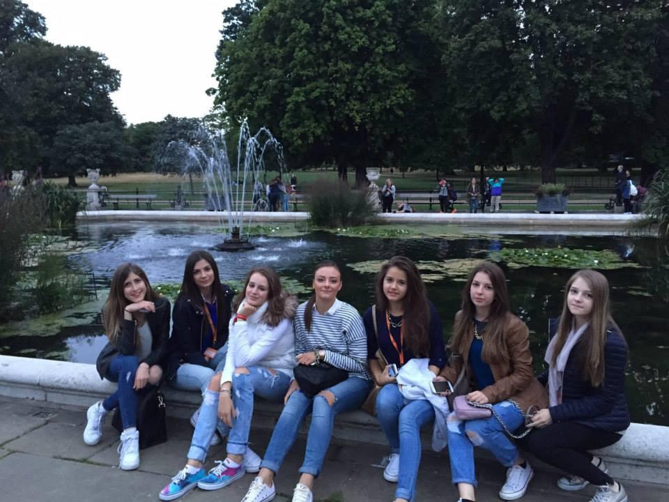 Tabara engleza Londra, Anglia, UCL - excursii