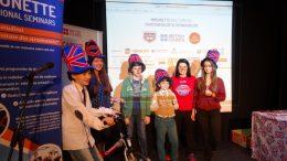 Castigatorii concursului Mirunette Language Competition 2016