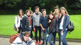 Tabara grup lb. Engleza, Leith Academy, Edinburgh UK 17-31 iul - Mirunette 2016