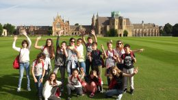 Tabara grup lb. Engleza, Clifton College, Bristol UK 19 iul - 02 aug - Mirunette 2016 (1)