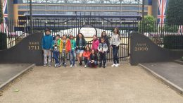 Tabara de grup lb. Engleza Ascot, UK 10-24 iul - Mirunette 2016