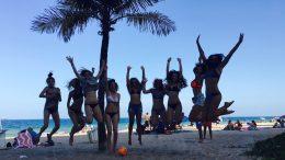 Tabara grup lb. Engleza, Fort Lauderdale, Miami USA 24 iul-07 aug - Mirunette 2016 (1)
