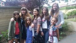 Tabara grup lb. Engleza, Bromsgrove School 02 - 16 august, Mirunette 2016