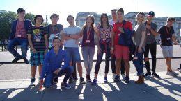 Tabara grup lb. Engleza Londra UCL 14-28 august 2016 Mirunette (1)