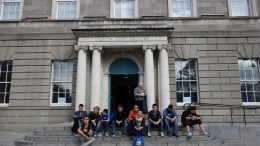 Tabara Lb Engleza Dublin Irlanda