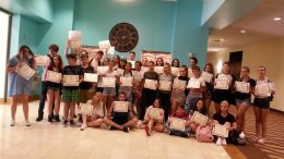 Tabara grup lb. Engleza, Fort Lauderdale, Miami, 07 - 20 august, Mirunette 2016