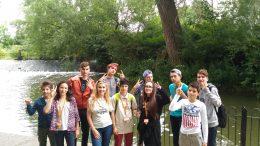 Tabara grup lb. Engleza, Oxford Brookes University 31 iulie - 14 august, Mirunette 2016
