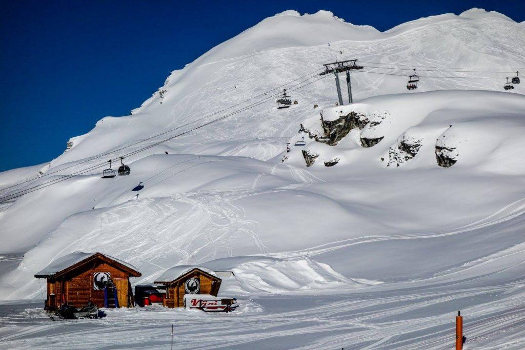 ski si nowboard Elvetia verbier