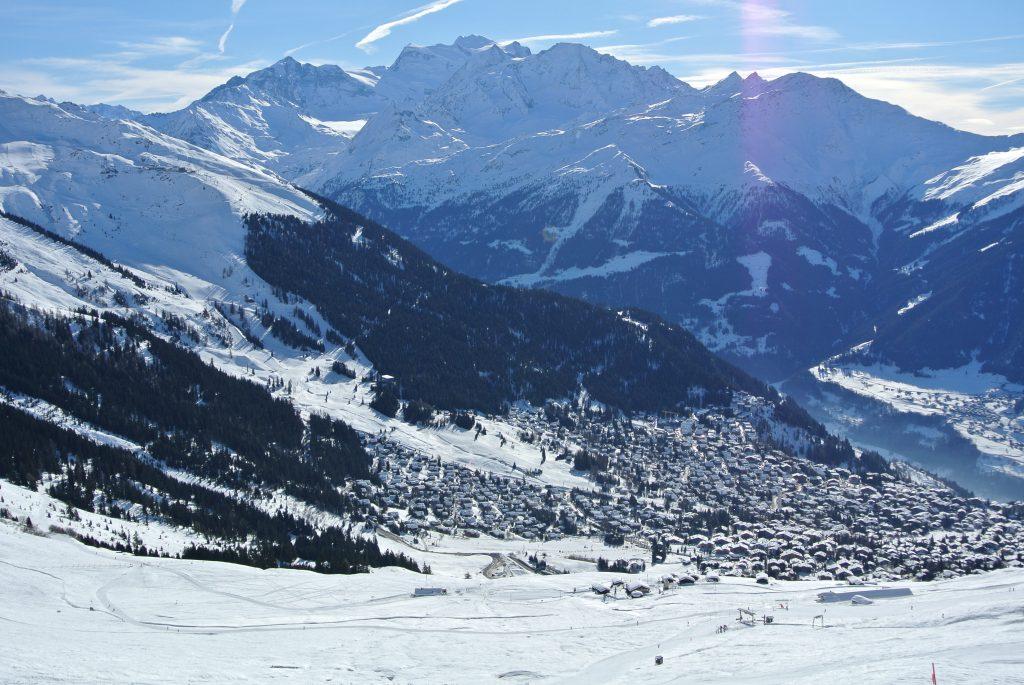 tabara de ski snowboard Elvetia - Verbier