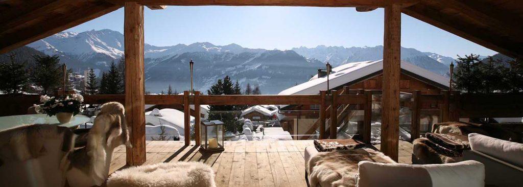 Verbier cea mai scumpa destinatie ski tabara