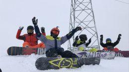 Tabara de ski & snowboard Verbier