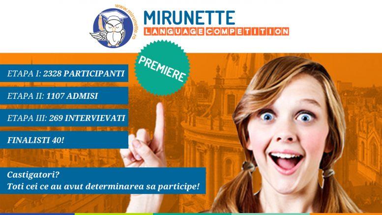 Mirunette Language Competition