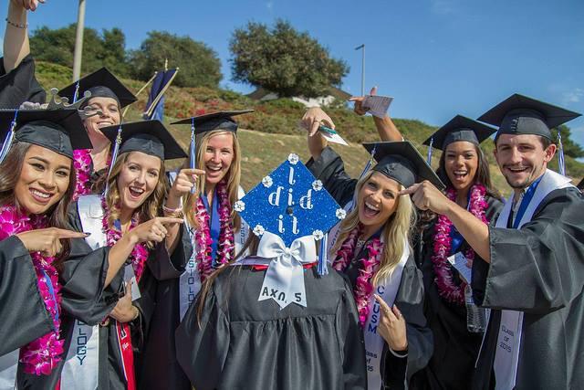 California State University students