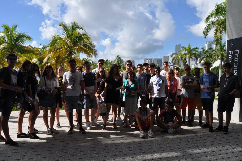Tabara Limba engleza Miami Barry 2017