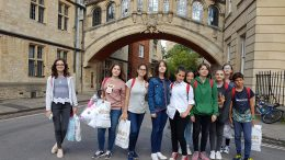 Tabara de Engleza Clifton College 2017 UK 25 iul -08 aug Mirunette