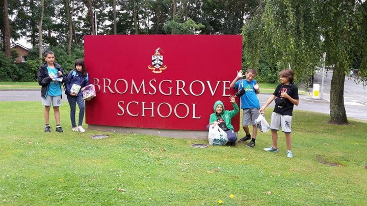 Tabara engleza Anglia, Bromsgrove School