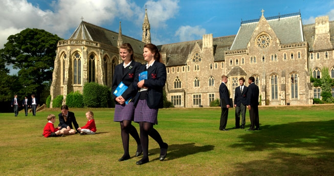 Boarding School UK