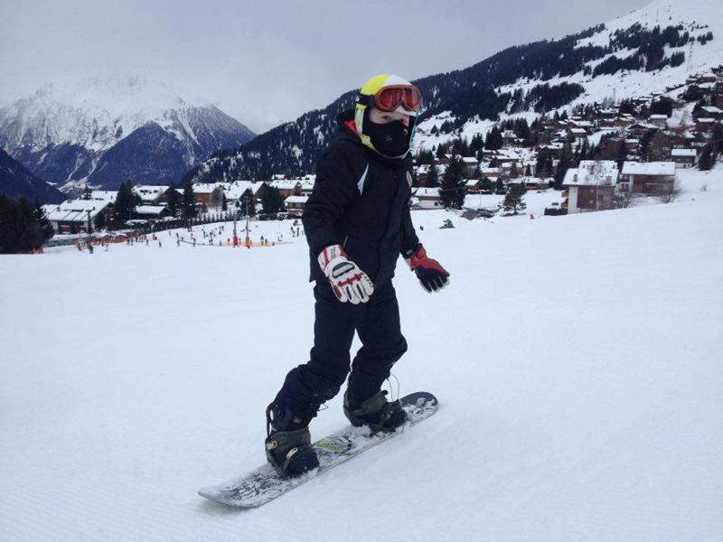 Tabara de ski Verbier, Elvetia – Mirunette 2016 5001