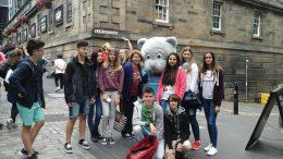 Tabara grup lb. Engleza, Leith Academy, Edinburgh UK 17-31 iul - Mirunette 2016 (1)