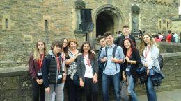 Tabara grup lb. Engleza, Leith Academy, Edinburgh UK 17-31 iul - Mirunette 2016 (2)