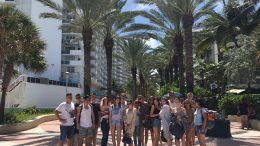 Tabara grup lb. Engleza, Fort Lauderdale, Miami USA 24 iul-07 aug - Mirunette 2016, Fort Lauderdale Beach