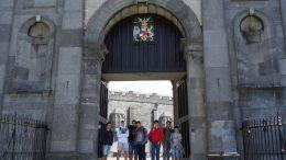 Tabara Lb Engleza Dublin Irlanda, Kilkenny Castle