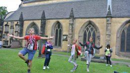 Tabara grup lb. Engleza Fettes College Edinburgh 31 iul - 13 aug - Mirunette 2016 (2