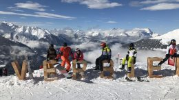 Tabara ski & snowboard Verbier