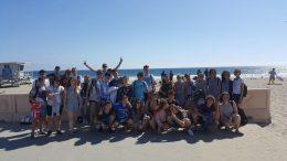 Tabara de Engleza Cal State Univ, 18 Iul – 01 Aug 2017 Mirunette - Malibu