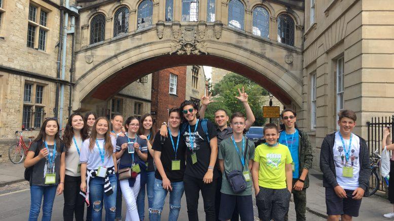 Tabara Oxford Brookes University 2017 Mirunette