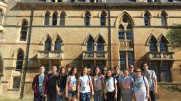 Tabara de limba Engleza Oxford Brookes – 2017 Mirunette