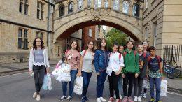 Tabara de Engleza Clifton College 2017 UK 25 iul -08 aug Mirunette