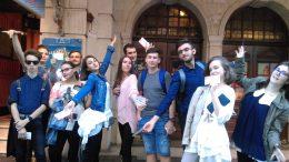 Tabara de Engleza UCL - 6-20 aug 2017 Mirunette