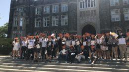 Tabara New York Fordham University 2017 Mirunette