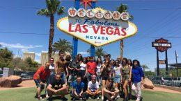 Tabara de Engleza Cal State University, 01-15 Aug 2017 - Mirunette (Las Vegas)