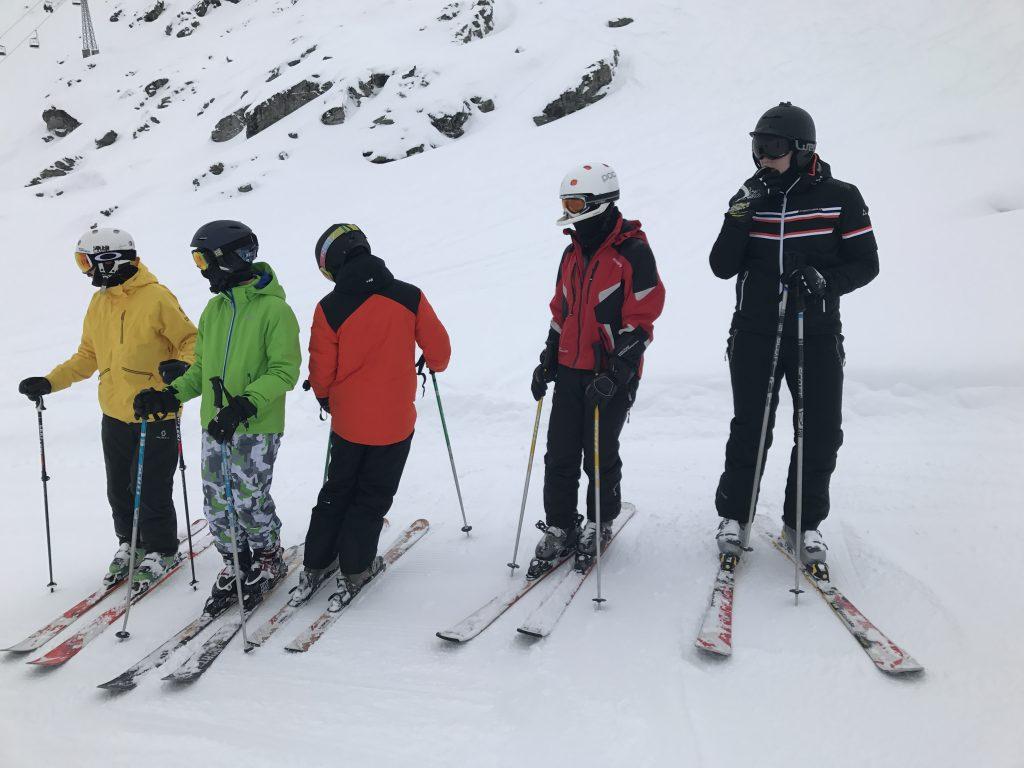 Tabara ski si snowboard 2018 Verbier